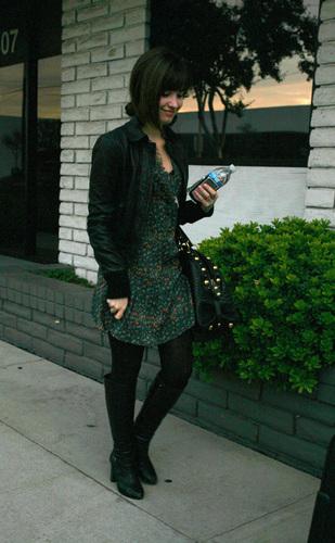 Demi in LA
