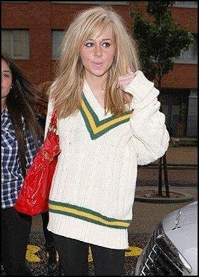 Diana Vickers پیپر وال possibly containing a سب, سب سے اوپر and an outerwear called Diana :D