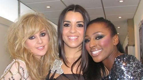 Diana With friends