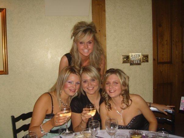 Diana With vrienden