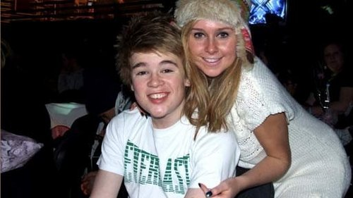 Diana and Eoghan