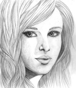 Diana Vickers 壁纸 possibly with a portrait called Diana