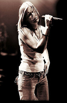Dido...on stage