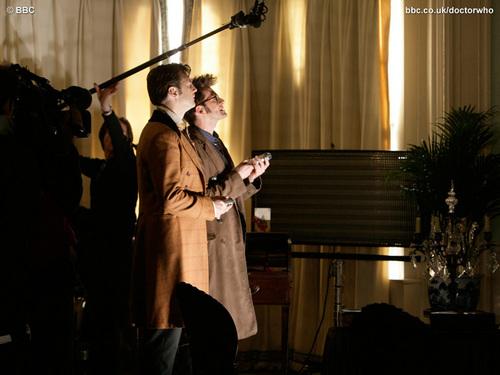 Doctor Who 크리스마스 Special 사진 (ADVENT CALENDAR)