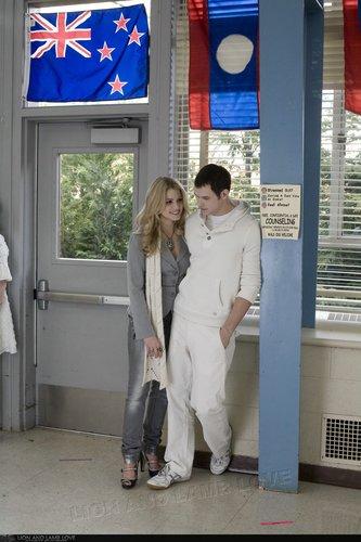 Emmett et Rosalie