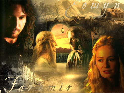 Eowyn and Faramir