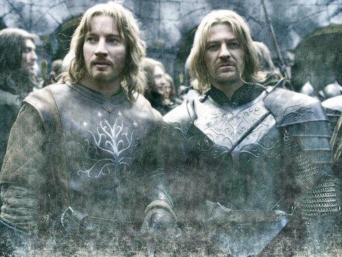 Faramir and Boromir