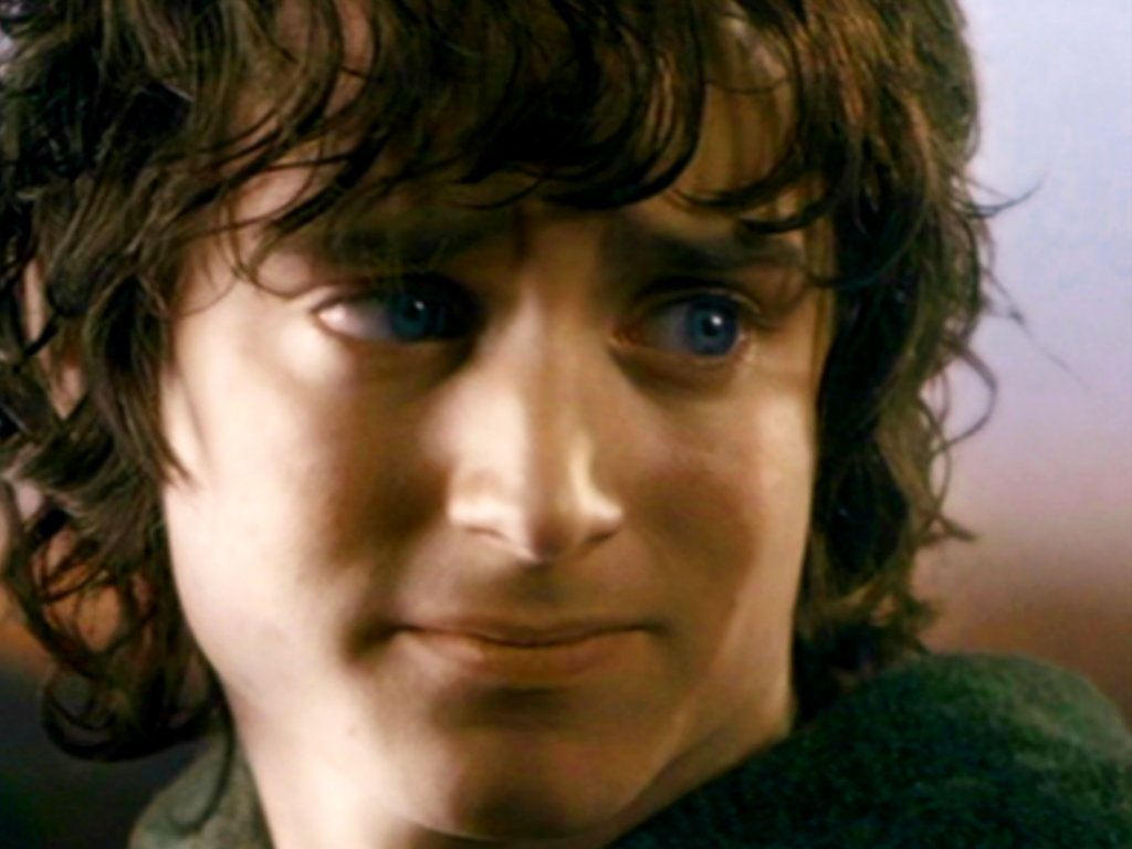 Frodo lord of the rings wallpaper 3060310 fanpop for Pics of frodo baggins