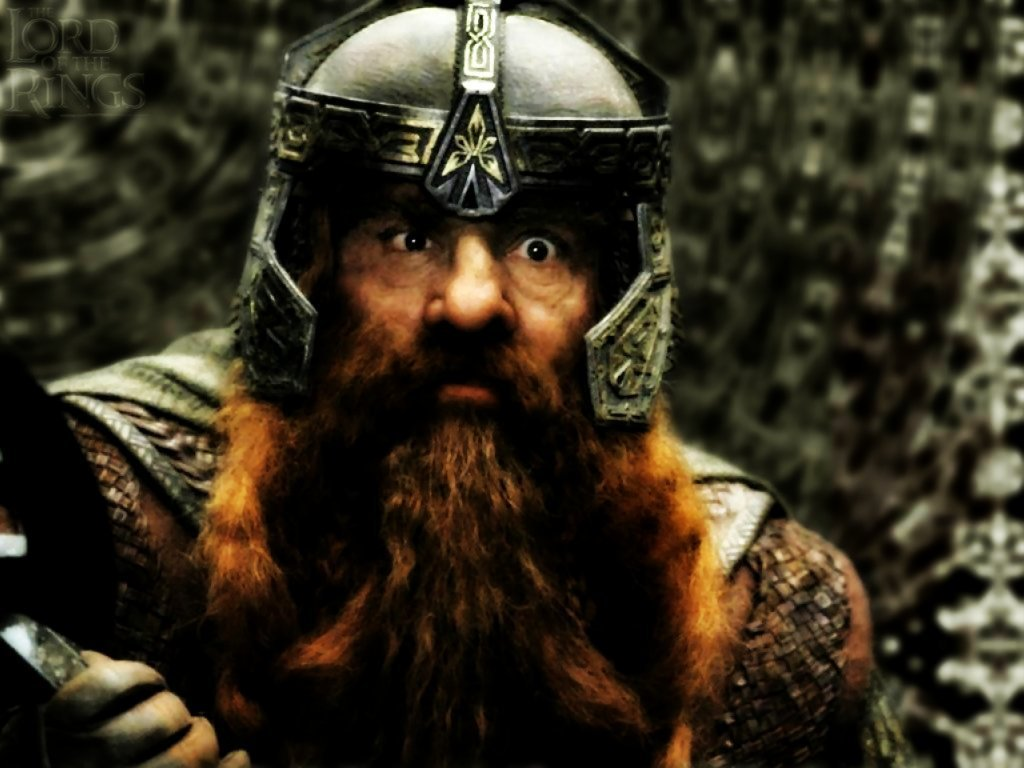What Was Gimli S Title In Lord Of The Rings