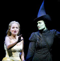 Glinda and Elphie - wicked photo