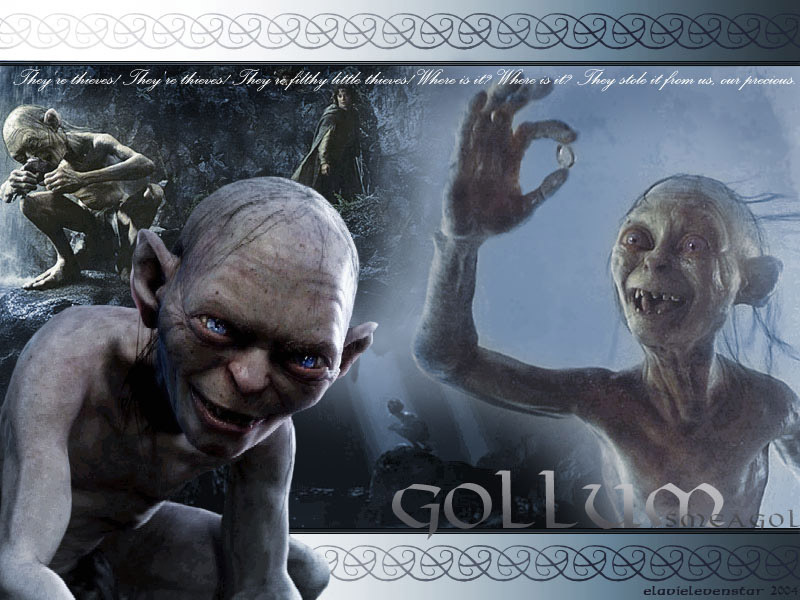 Lord of the Rings images Gollum HD wallpaper and ...