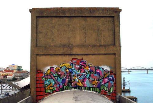 Graffiti Hintergrund
