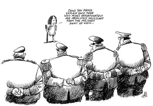 HR siku Cartoon Exhibit