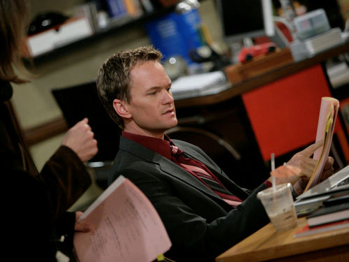 NPH - how-i-met-your-mother Wallpaper