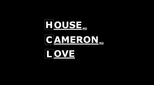 House Cameron Love