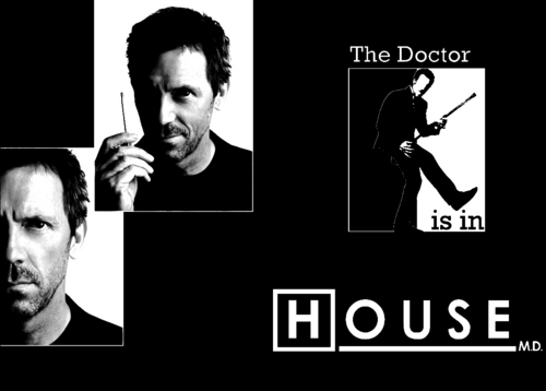 House wallpaper DoctorIsIn