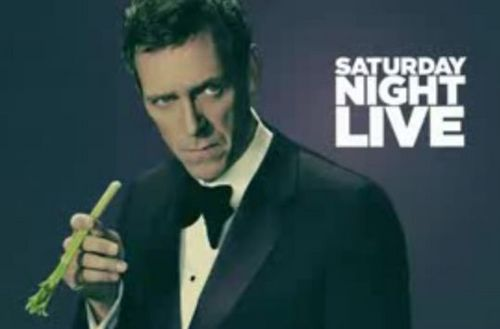 Saturday Night Live wallpaper entitled Hugh Laurie