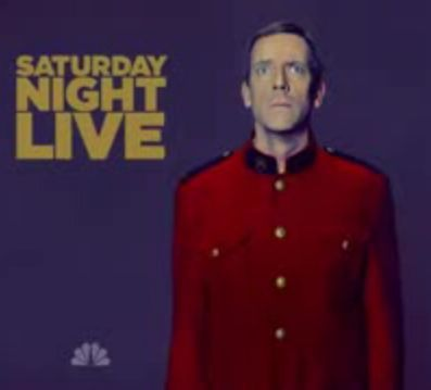 Saturday Night Live wallpaper probably with a well dressed person entitled Hugh Laurie