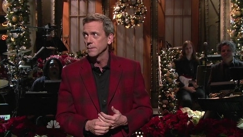 Hugh on SNL