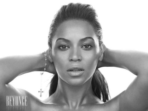 Beyonce wallpaper probably containing a portrait and skin entitled I am