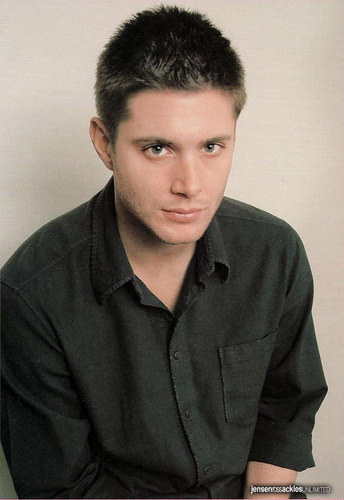 Jensen's photoshoot