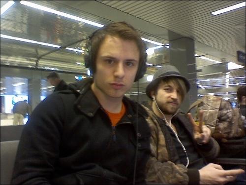 Josh and Jeremy