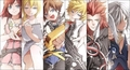 Kingdom Hearts 2 - kingdom-hearts-2 fan art