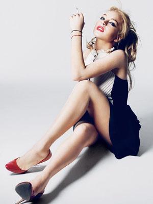 Lindsay!