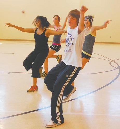 Lucas Dancing