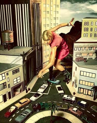 Marjorie - Los Angeles Disasters
