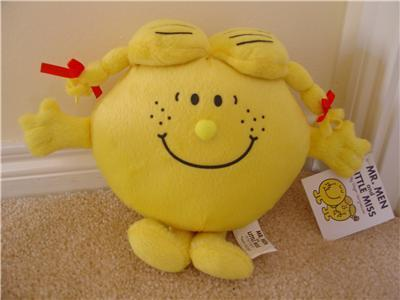 Miss Sunshine plush