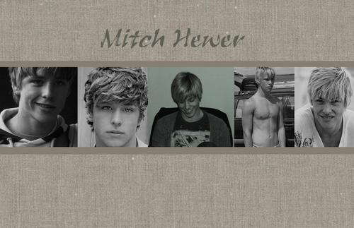 Mitch Wallpaper