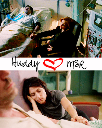 Mulder/Scully and House/Cuddy