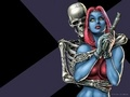 Mystique - cartoon-babes photo