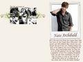 Nate Archibald + Nate/Vanessa Wallpaper