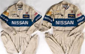 Nissan Racing Suits 4 Sale