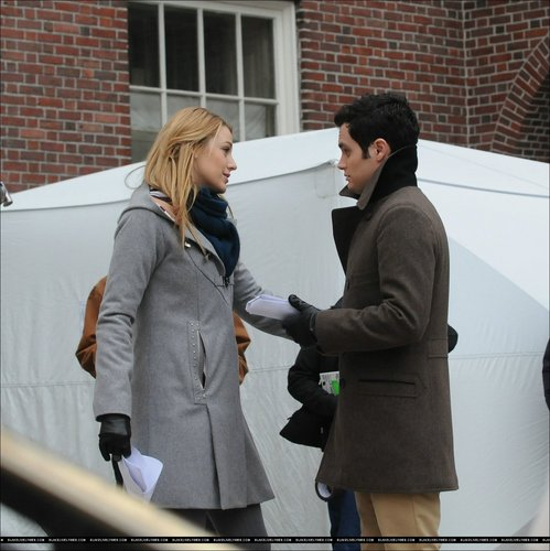 On Set (December 9)