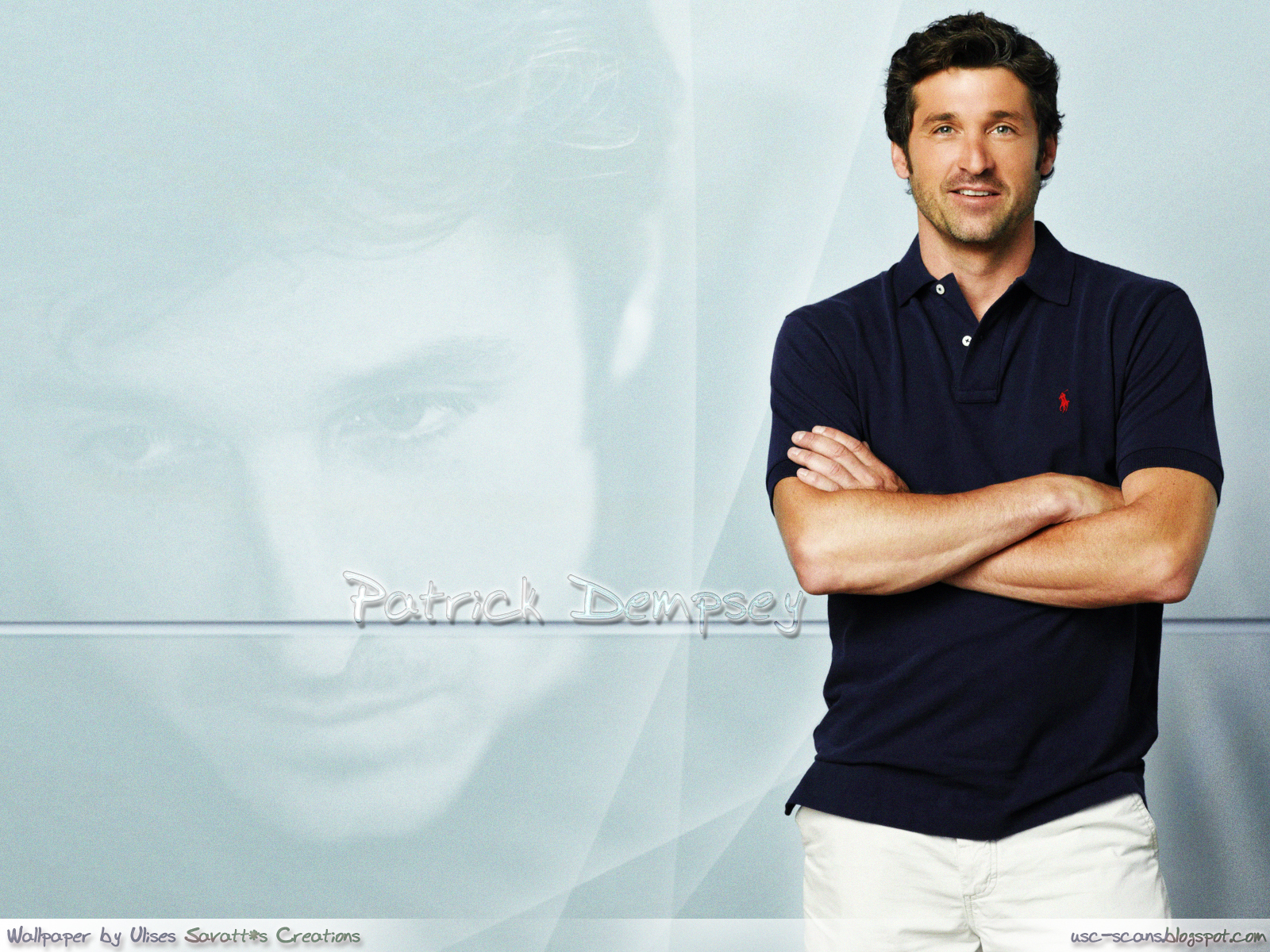 Patrick Dempsey - Wallpaper Gallery