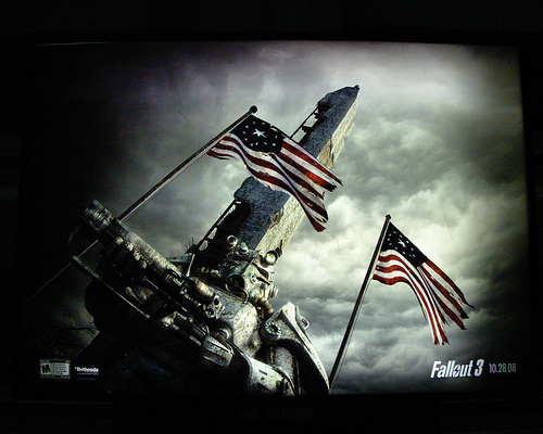 Patriotic Fallout photo