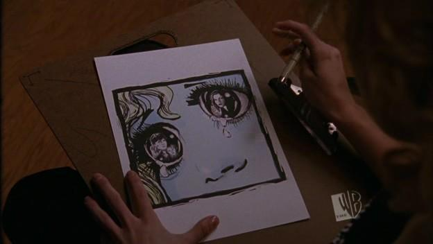 One Tree Hill Peyton Drawings They Are Not You Peyton's Art - Peyton ...