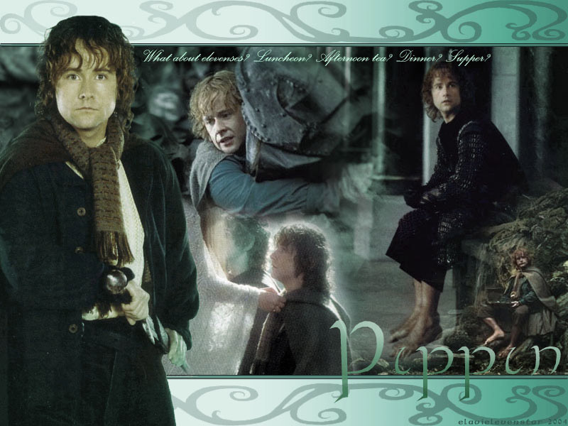 Pippin - Lord of the Rings 800x600