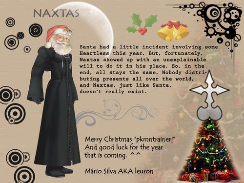 PkmnTrainerJ Secret Santa xD