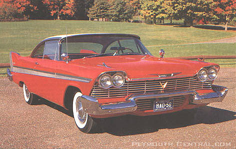 Plymouth Fury 58 Christine - muscle-cars Photo