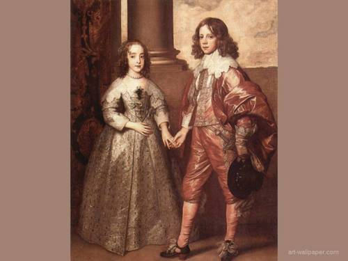 Prince William of Orange and Mary Stuart