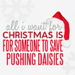 Pushing Daisies Christmas icon
