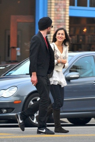 Rob & Camilla Belle