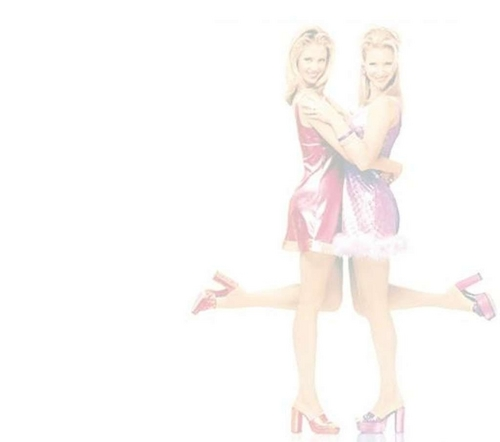 Romy and Michele wallpaper