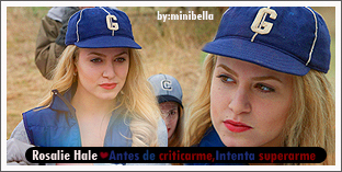 Rosalie Hale wallpaper titled Rosalie