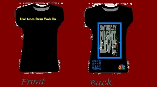 Saturday Night Live wallpaper titled SNL TShirt
