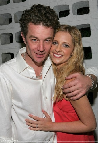 Sarah and James